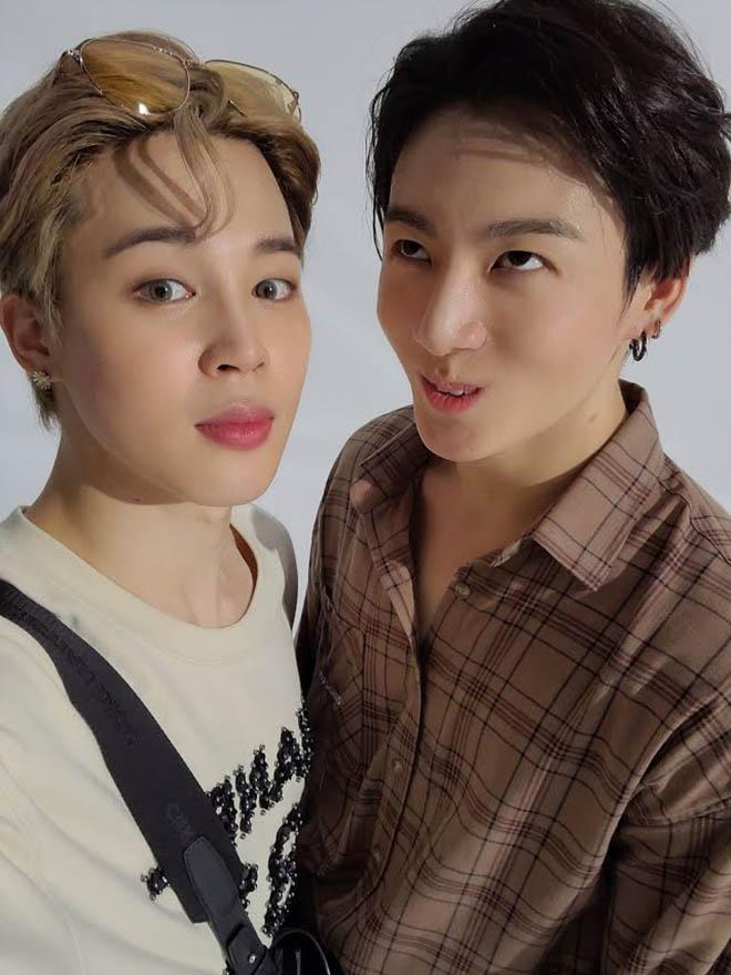 BTS, Jungkook, Jimin, Mật mã cười giữa Jimin và Jungkook, Jikook, Suga, RM BTS