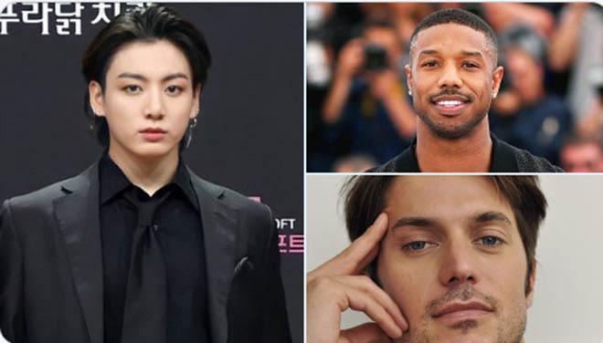 BTS, Jungkook BTS, Brad Pitt, Tạp chí Grazia France, Người đàn ông gợi cảm nhất