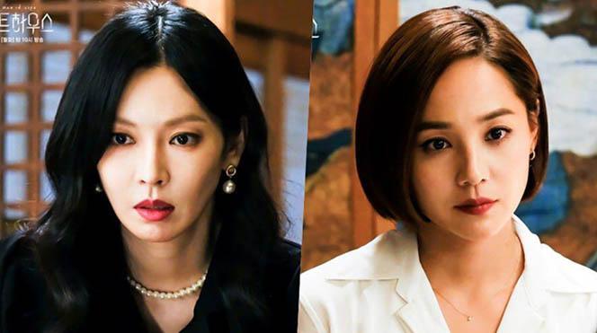 'Penthouse: Cuộc chiến thượng lưu': Kim So Yeon và Eugene nhất quyết không lùi bước trong cuộc đối đầu căng thẳng