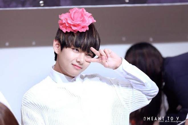 BTS, V BTS, V BTS vua visual, V BTS ông hoàng visual, Jungkook, Suga, Jimin, Jin