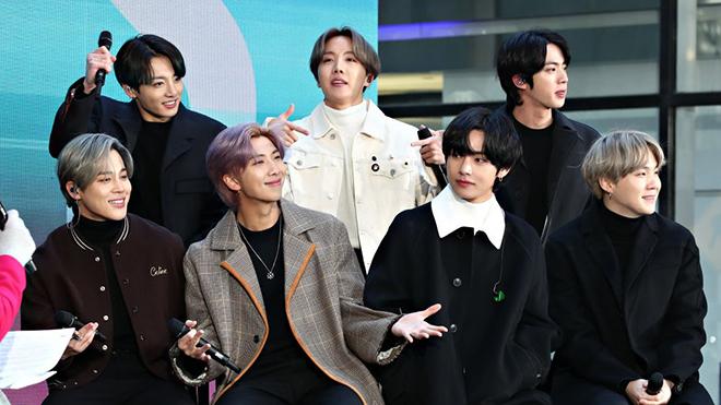 BTS, Nội dung BTS, BTS Bom, Run BTS, Festa, Bang Bang Con, American Hustle Life