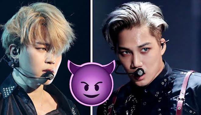 10 nam thần K-pop có đôi mắt 'đáng sợ' nhất: Jimin BTS, Yeonjun TXT
