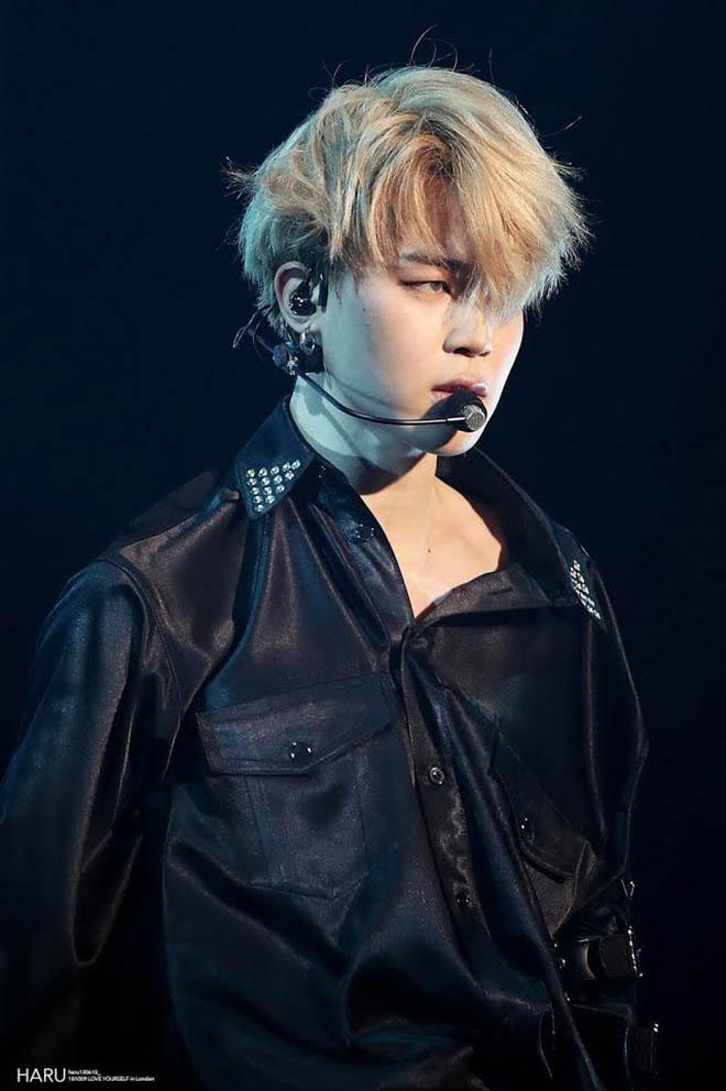 K-pop, Kpop, Nam thần K-pop có đôi mắt đáng sợ, Jimin BTS, Yeonjun TXT