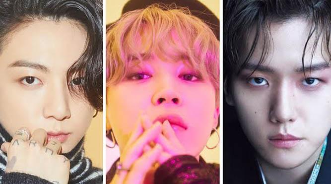 10 nam thần K-pop được tìm kiếm nhiều nhất trên YouTube năm 2020