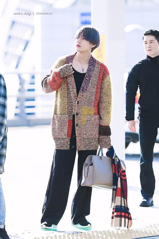 BTS, V BTS, Thời trang biểu tượng của V BTS, V BTS Vua Gucci, Hình xăm của V BTS