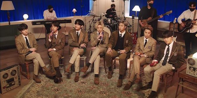 BTS, Album BE của BTS, BTS giải thích bìa album BE bằng hình vẽ, Cá tính của BTS