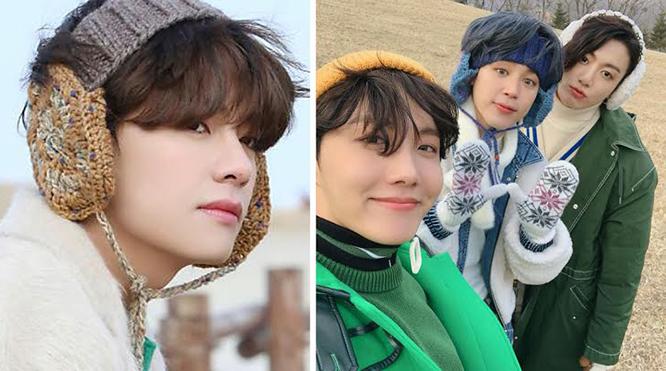 'Cưng xỉu' ngắm các 'thiên thần tuyết trắng BTS trong bộ ảnh 'Winter Package 2021'