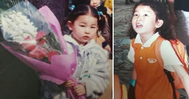 BTS, Twice, Thần tượng K-pop trông chẳng khác gì hồi nhỏ, Kang Daniel, G-Dragon