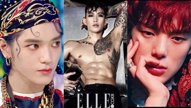 7 nam thần K-pop có 'make-up' ấn tượng nhất: BTS, MONSTA X…