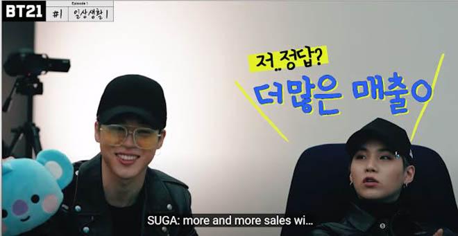 BTS, Suga, CEO Suga, Suga logic trong kinh doanh, Jungkook, Jin, V BTS, RM BTS
