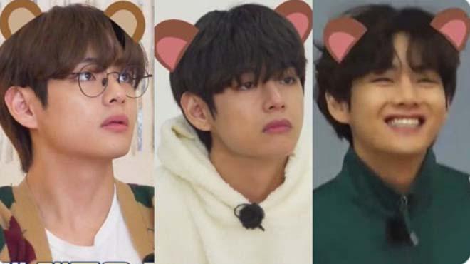 BTS, BTS chơi bóng bàn, Jungkook đỡ bóng bằng cơ bụng, V BTS, J-Hope, RM, Jin