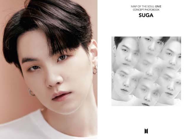 BTS, BTS là những thiên thần, MAP OF THE SOUL ON E, Jungkook, V BTS, Suga, Jimin