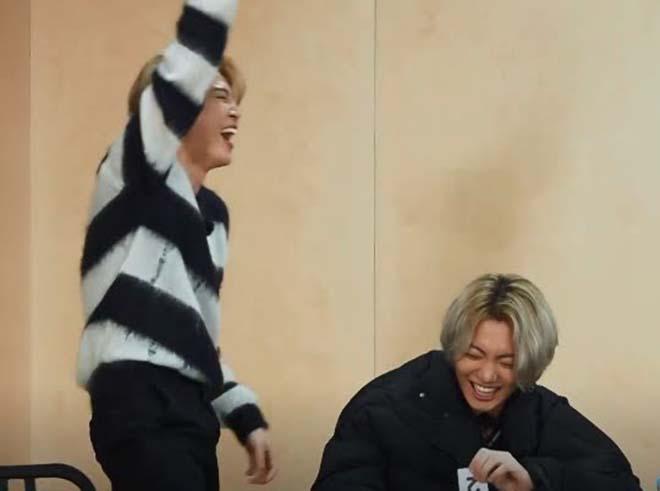 BTS, Jungkook, Jimin, Thảm họa teamwork của Jimin và Jungkook, Run BTS, Jin