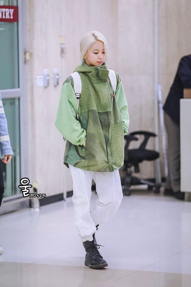 Twice, Chaeyoung, Sinh nhật Chaeyoung Twice, Chaeyoung truyền cảm hứng