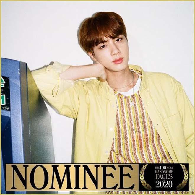 BTS, Jin, Jin trai đẹp toàn cầu, Jungkook, Jimin, V BTS