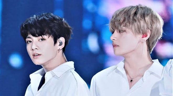 Jungkook và V BTS: Combo 'visual' không thể hoàn hảo hơn