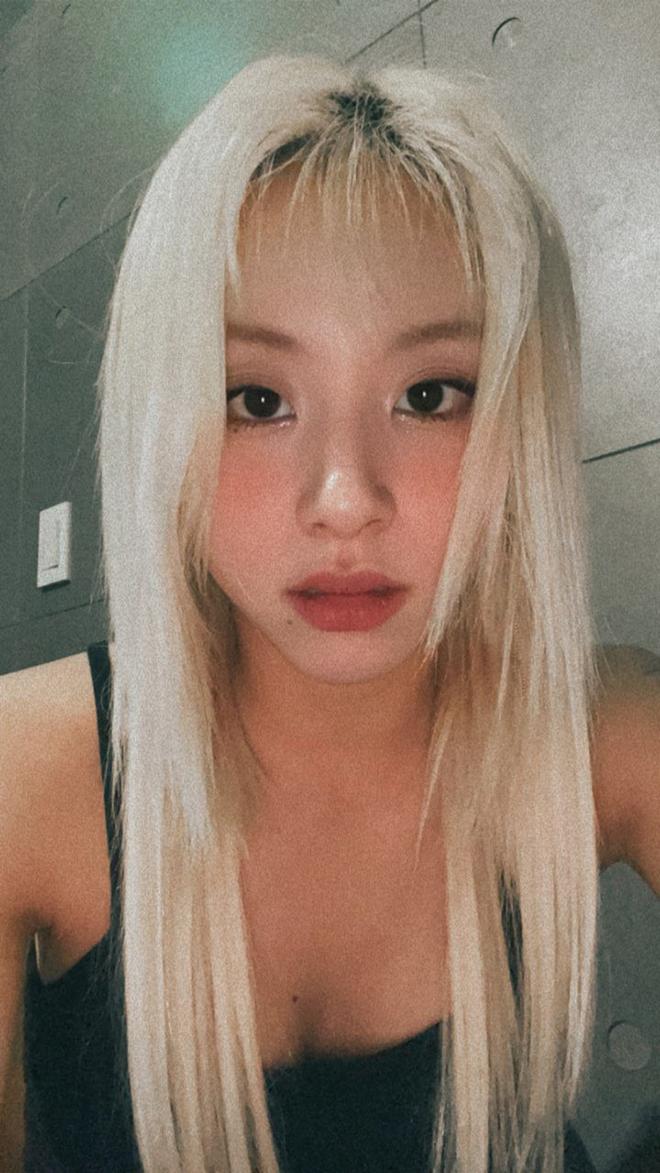 Twice, Chaeyoung, Chaeyoung để lộ hình xăm mới, JYP