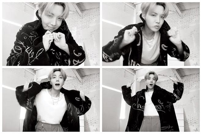 BTS, J-Hope, J-Hope cân bằng với thực tế phức tạp của cuộc sống, Jungkook, V BTS