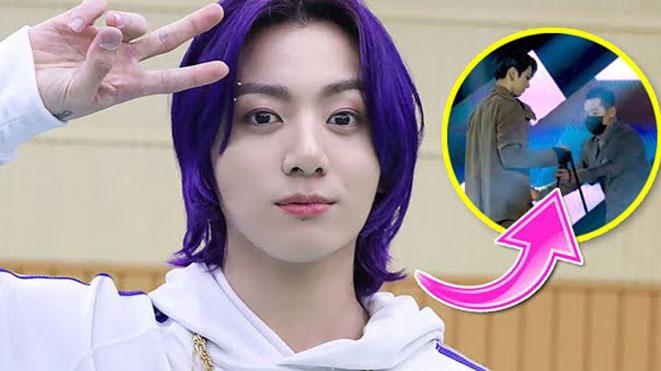 'Cưng xỉu' những lần Jungkook BTS thể hiện tấm lòng vàng