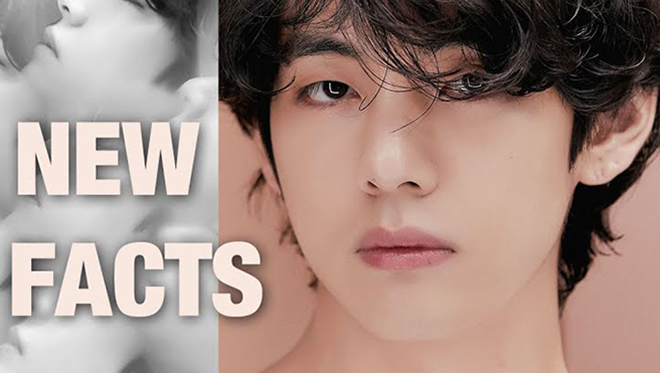 8 sự thật thú vị ít người biết về V BTS