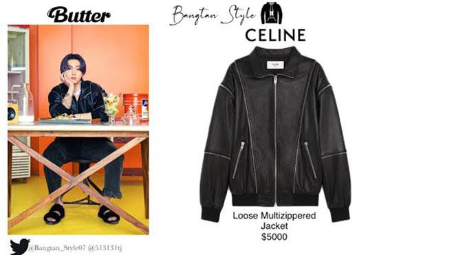 BTS, Bóc giá trang phục của BTS, Bộ ảnh concept mới cho Butter của BTS, Jungkook