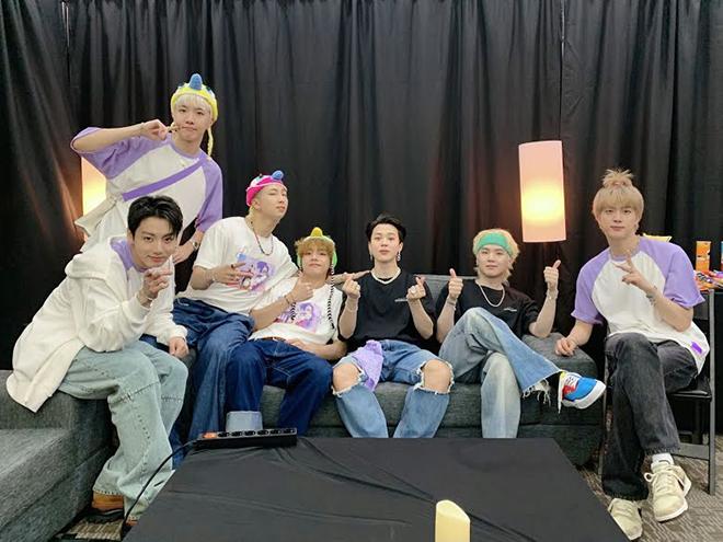 BTS, BTS tiết lộ bí mật về bản thân, FESTA 2021, Jungkook, V BTS, Jimin, J-Hope