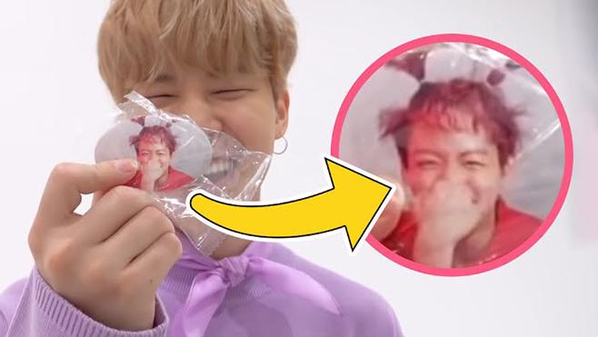 Mở nắp chai in hình Jungkook đang khiến fan 'phát cuồng'