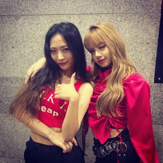 Blackpink, Lisa, Lisa bắt chước vũ đạo tốc độ ánh sáng, Twice, Red Velvet