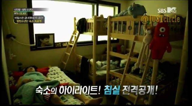 BTS, BTS thời ở cùng phòng ký túc xá, The Tonight Show, Jimmy Fallon, RM BTS