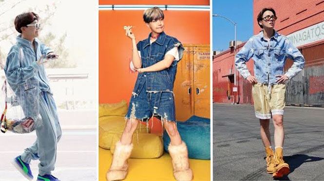 Theo Jimmy Fallon, đây mới là chàng trai 'fashionista' nhất BTS