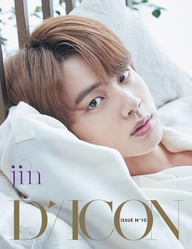 BTS, Jin, 3 câu chuyện có thực về Jin BTS, Jin BTS ngoài đời, Jungkook, Jimin