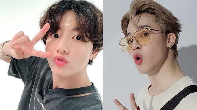 BTS: Khi Jimin bắt chước điệu bộ 'thương hiệu' của Jungkook