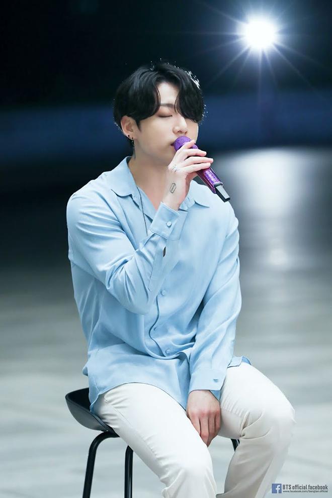 BTS, Jungkook, Jungkook tự coi mình lười biếng, Jungkook coi mình ngốc nghếch, Jin