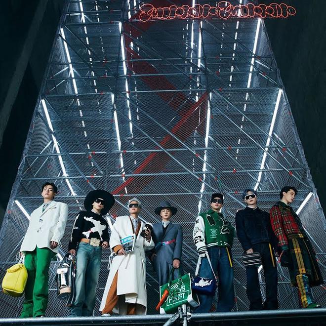 BTS, V BTS, Louis Vuitton, V BTS biến mất khỏi video của Louis Vuitton, Jungkook