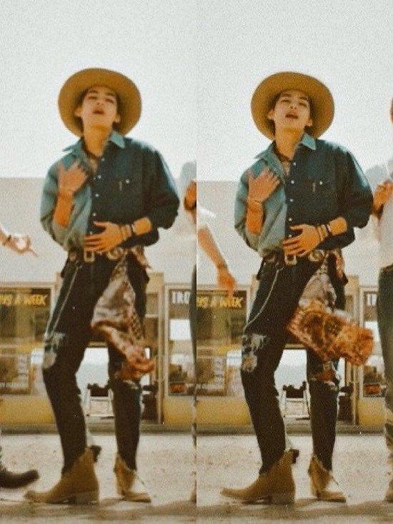 BTS, V BTS, Permission to Dance, CD Butter, V cố tình gợi ý Permission to Dance