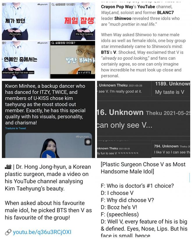 BTS, V BTS, Kim Taehyung, V BTS ngày càng được sùng bái, Jungkook, Jimin, RM BTS