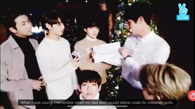 BTS, Jin BTS, Ước mơ sự nghiệp ban đầu của Jin BTS, Jin từng muốn làm phóng viên