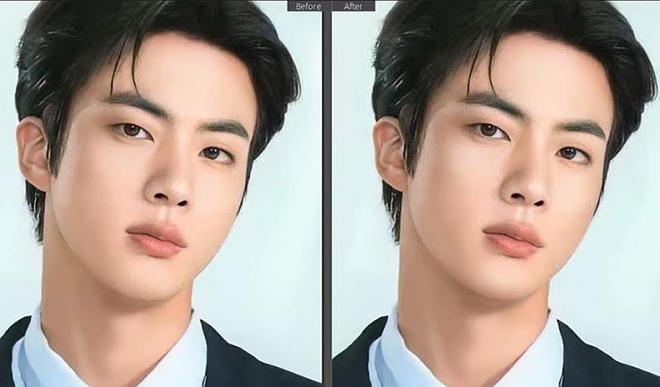 BTS, Jin, Jin trai đẹp toàn cầu, Jin là Người đàn ông đẹp nhất thế giới, Suga