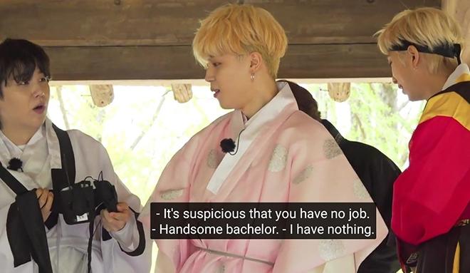 BTS, Suga, Jimin, Suga và Jimin BTS hay chí chóe nhau, Run BTS, V BTS, Jungkook