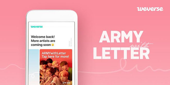 BTS, Bí ẩn lớn nhất liên quan đến BTS năm 2021, ARMY With Letter, V BTS, Jungkook, RM BTS