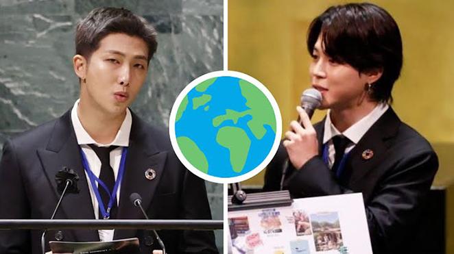 BTS: Bài phát biểu tại Liên hợp quốc ca ngợi người trẻ vượt đại dịch Covid-19
