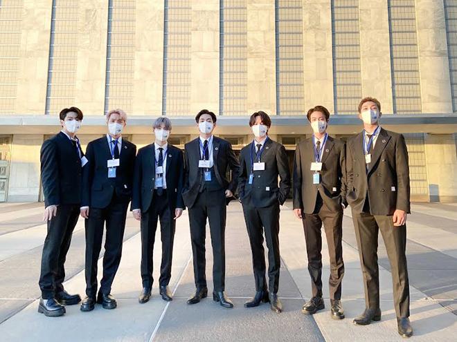 BTS, BTS ca ngợi tuổi trẻ tại UNGA, Đại dịch Covid-19, Jungkook, V BTS, RM BTS
