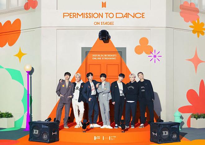 BTS, Màn hòa nhạc online Permission to Dance On Stage, Giá trang phục của BTS
