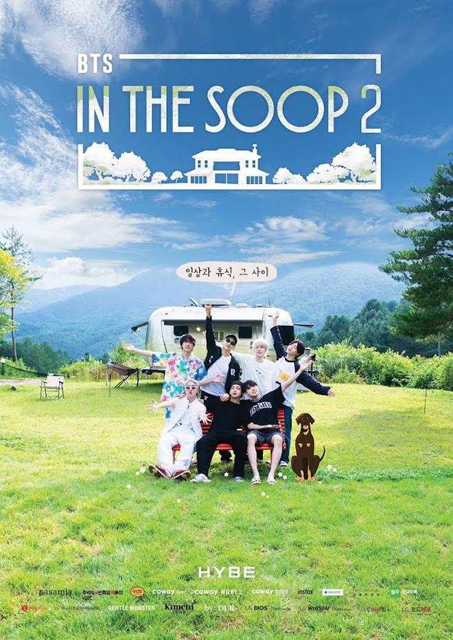 BTS, BTS In The SOOP mùa 2, Jin thiết kế biệt thự nâng cấp trong In The SOOP