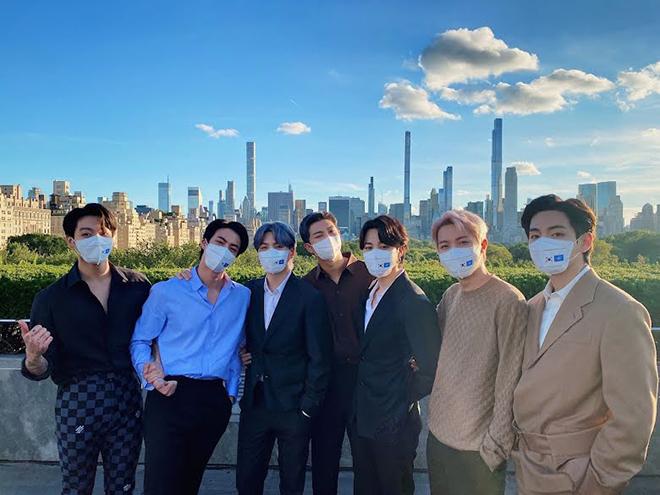 BTS, Jungkook, Jungkook phá bỏ định kiến với hình xăm, BTS tại Liên hiệp quốc