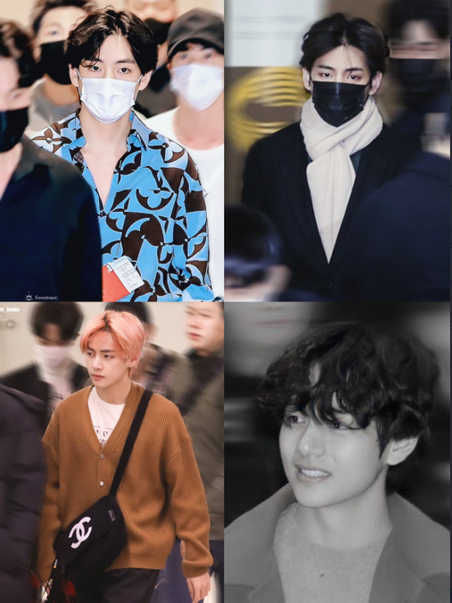 BTS, V BTS, V BTS là Hoàng tử Bé, Visual quyến rũ của V BTS, BTS sang Mỹ, RM BTS