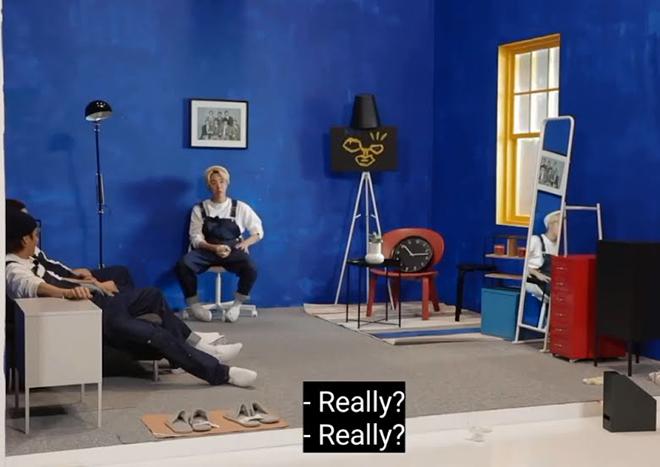 BTS, Tác phẩm nghệ thuật bất thường của V BTS, V BTS, Jin, Jungkook, RM BTS