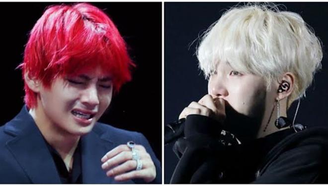 Những lời chia sẻ đầy nước mắt của BTS khiến fan cũng khóc