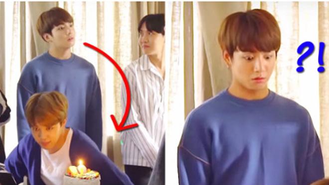 BTS có màn thi 'vươn vai, vươn cổ'?