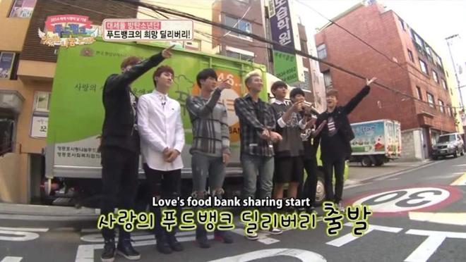 BTS, J-Hope, Jin, Suga, J-Hope khóc, Người già neo đơn